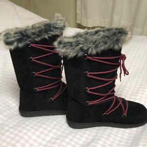 Boots 9 Black